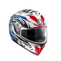 K-3 SV E2205 MULTI - ROOKIE WHITE-BLUE-RED
