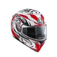 K-3 SV E2205 MULTI - ROOKIE WHITE-GUNMETAL-RED