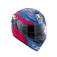 K-3 SV E2205 REPLICA - GUY MARTIN PINK-BLUE